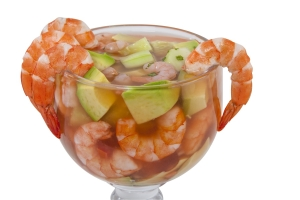 Original Mexican Shrimp Cocktail